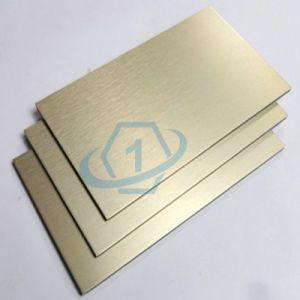 4mm PVDF Coating Aluminium Composite Panel for Exterior Wall Decoration pictures & photos