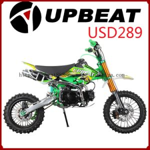 Upbeat Motorcycle 125cc Dirt Bike 125cc Pit Bike Motor Quad pictures & photos