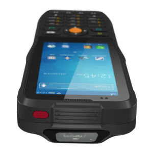Jepower Ht380k Portable RFID Reader Support Barcode RFID NFC WiFi 4G-Lte pictures & photos