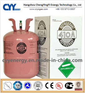 Refrigerant Gas R410A (R134A, R507) 99.8% Purity with Good Quality pictures & photos