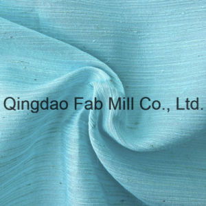 Hemp Silk Cotton Blended Fabric (880170) pictures & photos