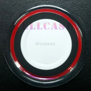 1.5A Output Metal Anti-Slip Transmitter Wireless Charger Pad for Smart Phone