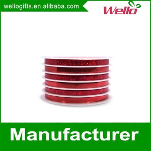 Printing Poly Curling Ribbon Roll Wholesale (WLG-1028) pictures & photos