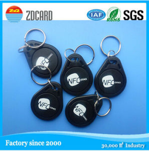 125kHz ABS Waterproof Proximity RFID Key Chain pictures & photos