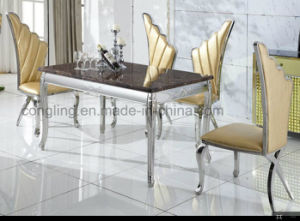 (B8069) Master Design Wing Wing Angle Dining Chair for Dinner pictures & photos