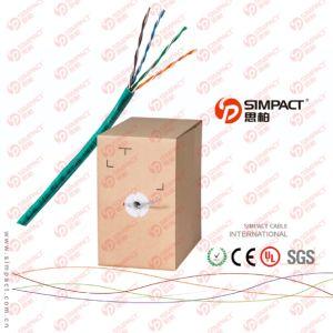 LAN Cable Cat5e 0.48 Bc LSZH pictures & photos