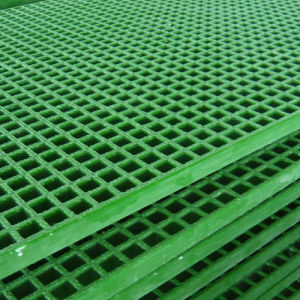 GRP Grating/ FRP Pultruded Grating/ Fiberglass Molded and Pultruded Grating pictures & photos