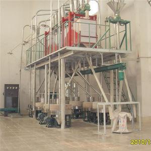 10-100t Maize Flour Milling Plant pictures & photos