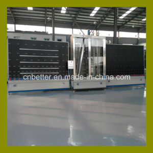 Double Glazing Glass Cleaning and Drying Machine Vertical Insulating Glass Washing Machine pictures & photos