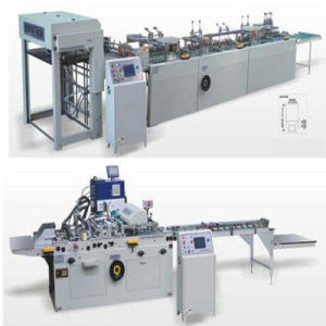Semi-Automatic Single Type Portable Paper Bag Machine with Gluing Function pictures & photos