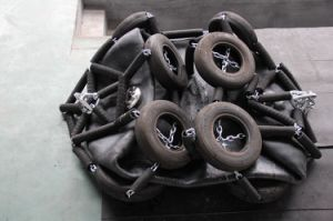 China Made Yokohama/Pneumatic Marine Rubber Fender Can Be Folded for Boat