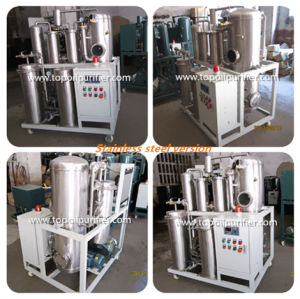 Reliable Quality and Performance Ce Certified Hydraulic Oil Filtering Machine pictures & photos