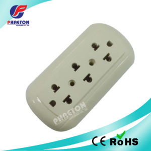 South America 16A Multi Power Socket pictures & photos