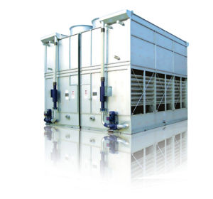 Evaporative Cooled Screw Chiller for Water Cooled with Multiple Refrigerant pictures & photos