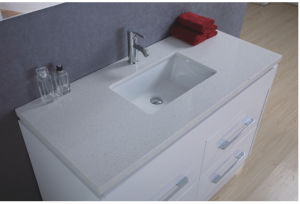Classic Australia Style Bathroom Vanity with Mirror (SW-MF1208) pictures & photos