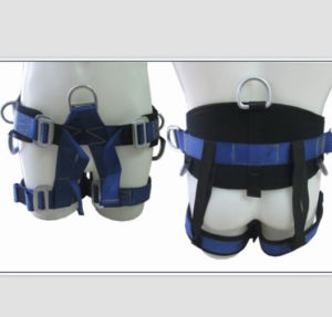 Safety Harness with CE for Rock Climbing Outdoor Sports pictures & photos