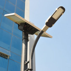90W Unified LED Solar Street Light System pictures & photos