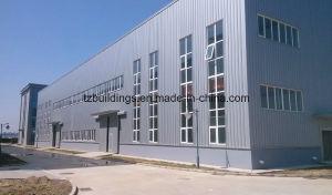 Economic Fast Built Steel Structure Workshop Steel Building pictures & photos