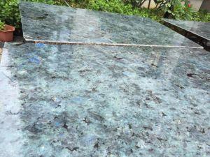 Lemurian Blue Granite Slab for Interior Decoration pictures & photos