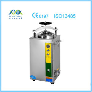 Automatic Vertical Pressure Steam Sterilizer (LS-35/50/75/100LD) pictures & photos