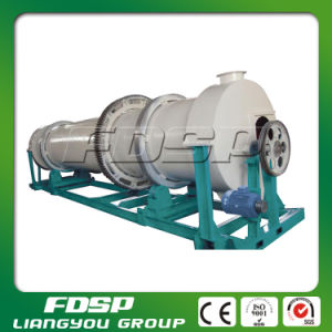 Best Selling China Sawdust Rotary Drum Dryer Machine with CE pictures & photos