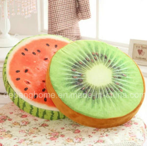 Creative 3D Fruit Pillow Comfortable Plush Cushion pictures & photos