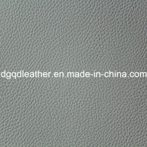 out Door Anti-UV 650 Hours PVC Leather (QDL-515035) pictures & photos