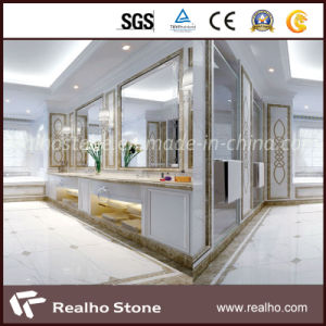 Nice Landscape White Marble Tiles for Wall/Flooring pictures & photos