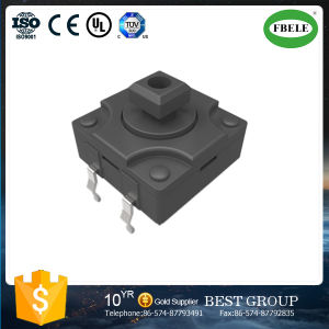 12*12*8.5 mm Tact Switch Waterproof Tact Switch pictures & photos