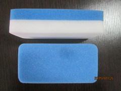 Blue Color Square Shape Melamine Sponge, Magic Eraser, Cleaning Foam Sponge pictures & photos