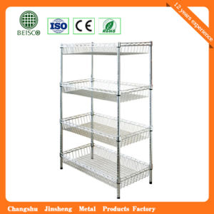 Chrome Display Shelving for Kitchen (JS-TWS10) pictures & photos