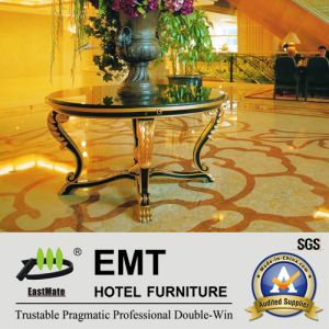 Modern Star Hotel Lobby Desk Flower Table (EMT-FD11) pictures & photos