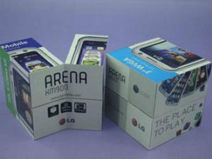 New Style Folding Magic Cube with Custom Size pictures & photos
