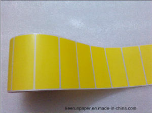 Yellow Releast Paper for Self Adhesive Paper pictures & photos