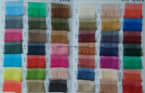 6mm Width: 140cm Silk Chiffon Fabric pictures & photos