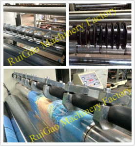 Paper Film Slitting and Rewinding Machine pictures & photos