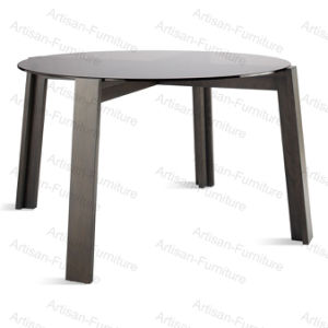 Vogue Round Hotel Wood Dining Table Sets (JP-T-010)