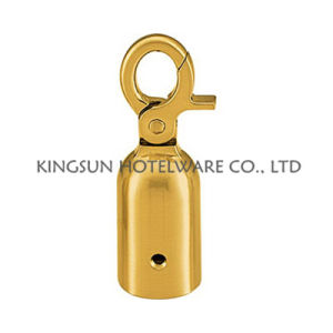 Rope Hook for Pole Stanchion with Different Colors pictures & photos