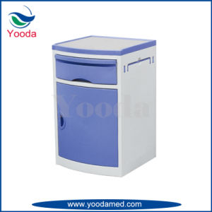 Wooden Color Aluminum Alloy Medical Hospital Cabinet pictures & photos
