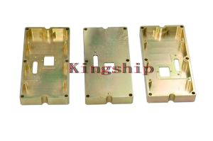 Customized CNC Machining Metal Machined Part with Stainless Steel pictures & photos