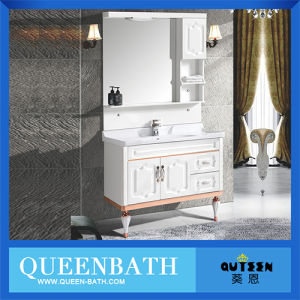 New Model Fashion PVC Bathroom Vanity Cabinet