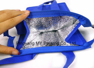 Best Selling Non-Woven Thermal Insulated Freezer Bag pictures & photos