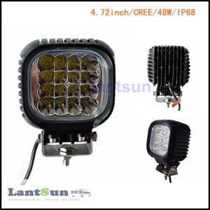 48W LED Work Light Auto Parts Spot Light pictures & photos