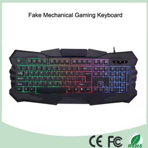 2016 Hot Selling Fake Mechanical Gaming Keyboard (KB-903EL) pictures & photos