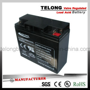 12V 20ah Rechargeable Power Battery for UPS pictures & photos