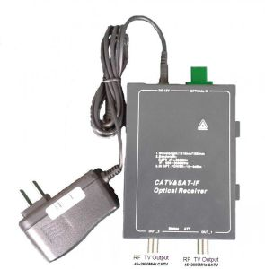 Optic Node with AGC, Outdoor 4way Optical Receiver pictures & photos