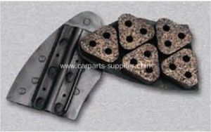 Train Brake Pads for Train Brake System pictures & photos