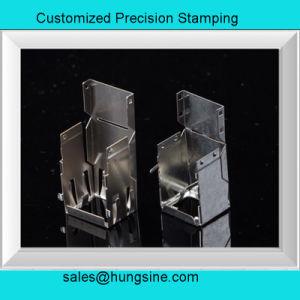 Brass Terminal Connector Nickel Plating Stampings