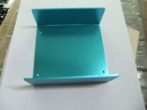 Aluminum Box with Blue Anodizing, Made by Mold pictures & photos