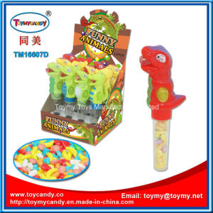 Funny Dinosaur Animal Toy with Candy